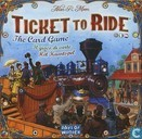 Ticket to Ride, the card game