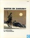 Bandes dessinées - Bastos en Zakousky - Ontmoeting in Kobs