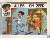 Comic Books - Clever Claire - Alles... om zeep