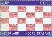 Sceau de la province du Brabant-Septentrional