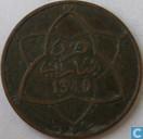 Marokko 10 mazunas 1920