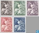 National Relief Stamps