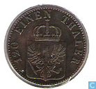 Coins - Prussia - Prussia 3 pfenning 1865