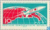 Erster bemannter Weltraumflug