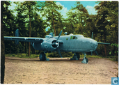 Oorlogsmuseum Overloon Amerikaanse Mitchell bommenwerper