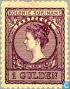 La reine Wilhelmine