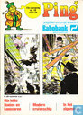 Bandes dessinées - Ping (tijdschrift) - Nummer  10