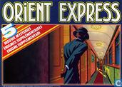 Orient Express - 5 nieuwe mysteries