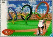 Postzegels - Nederland [NLD] - Sport