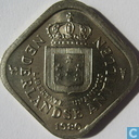 Netherlands Antilles 5 cents 1980