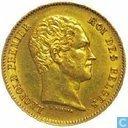 Belgique 25 Francs 1849