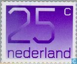 Postage Stamps - Netherlands [NLD] - Rate-Type ' Crouwel ' (b)