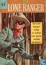 Comic Books - Lone Ranger - De Lone Ranger krijgt te maken met spookachtige bandieten !
