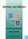 Böhmen und Mähren, Abarten und Fehldrucke