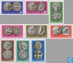 Vieilles pièces de monnaie