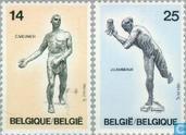 Sculptures of the 19th century (BEL 906)