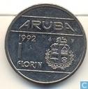 Aruba 1 florin 1992