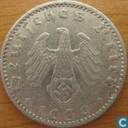 Coins - Germany - German Empire 50 reichspfennig 1939 (A - aluminum)
