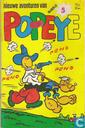 Comic Books - Popeye - Nieuwe avonturen van Popeye 5
