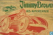 Strips - Jimmy Brown - Jimmy Brown als autorenner
