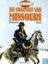 Strips - Blueberry - De jonge jaren van Blueberry - De outlaws van Missouri