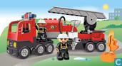 Lego 4977 Fire Truck