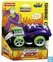 Superfriends Shake 'n Go Racers - Jokermobile