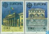 Europa – Postalische Einrichtungen