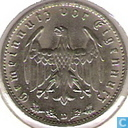 Munten - Duitsland - Duitse Rijk 1 reichsmark 1937 (D)