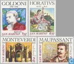 1993 célèbres poètes et compositeurs (SAN 421)