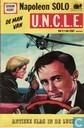 Comics - Solo für O.N.C.E.L. - Antieke slag in de lucht