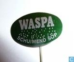 Waspa schuimend sop [groen]