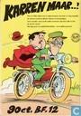 Comic Books - Motormouse and Autocat - IJskoud...!
