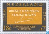Postage Stamps - Netherlands [NLD] - ICEM Aid to Refugees