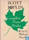 Scott Joplin Complete piano works