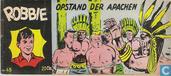 Comic Books - Robbie - Opstand der Apachen