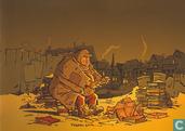 Kerstkaart Standaard Uitgeverij 2005