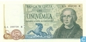 Italië 5000 Lire