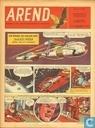Bandes dessinées - Arend (magazine) - Jaargang 10 nummer 45