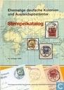Ehemalige deutsche Kolonien und Auslandspostämter