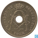 Belgium 5 centimes 1932 (Starred inclined to the left)