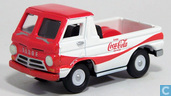 Voitures miniatures - Johnny Lightning - Dodge A100 Pickup 'Coca-Cola'