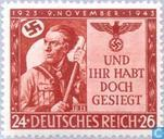 Tentative d'attentat contre Hitler 1889-1945
