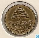 Liban 5 piastres 1970