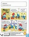 Strips - Smurfen, De - (Het zebrapad)