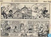 Strips - Nero [Sleen] - De verschrikkelijke tweeling