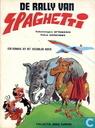 Comic Books - Spaghetti [Attanasio] - De rally van Spaghetti