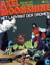 Comic Books - Axel Moonshine - Het labyrint der dromen