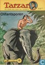 Comic Books - Tarzan of the Apes - Olifantsporen