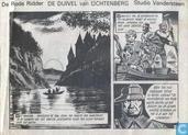 Strips - Rode Ridder, De [Vandersteen] - De duivel van Lichtenberg